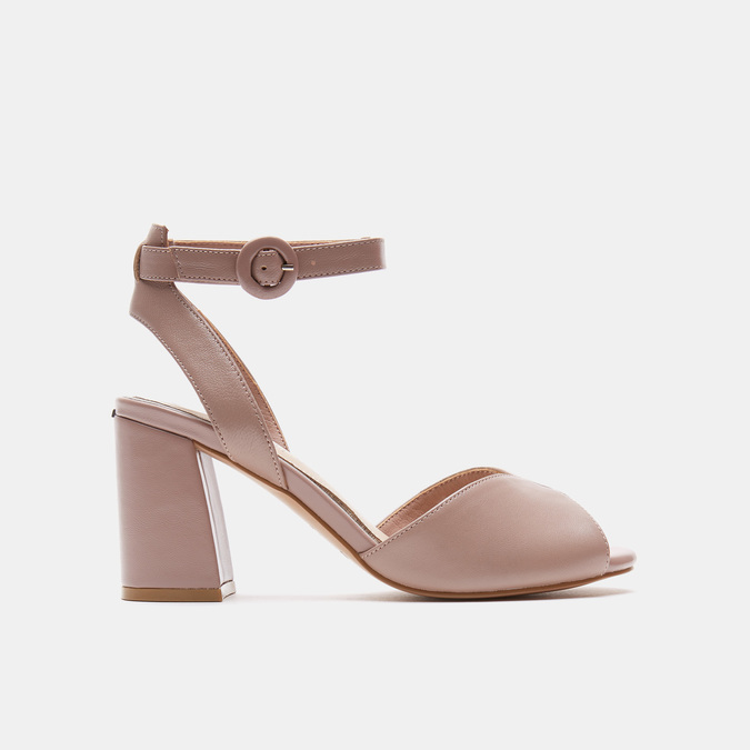 Chaussures Femme insolia, Rose, 764-5405 - 13