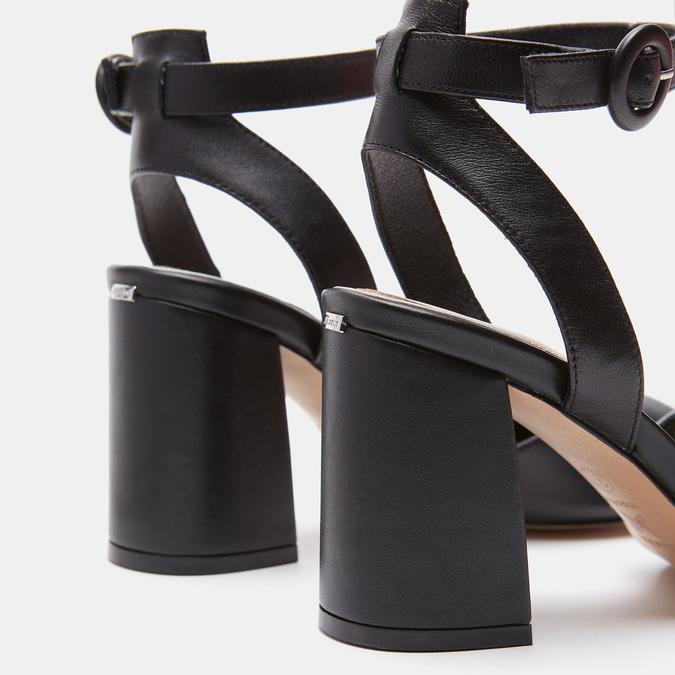 Chaussures Femme insolia, Noir, 764-6405 - 15