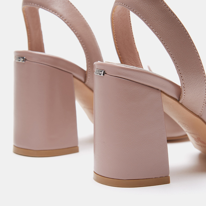 Chaussures Femme insolia, Rose, 764-5405 - 15
