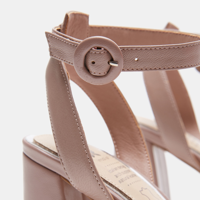 Chaussures Femme insolia, Rose, 764-5405 - 26
