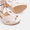 Chaussures Femme insolia, Rose, 764-5413 - 16