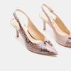 Chaussures Femme bata, Beige, 723-8412 - 16