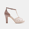 Chaussures Femme insolia, Rose, 764-5413 - 13
