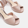 Chaussures Femme insolia, Rose, 764-5405 - 16