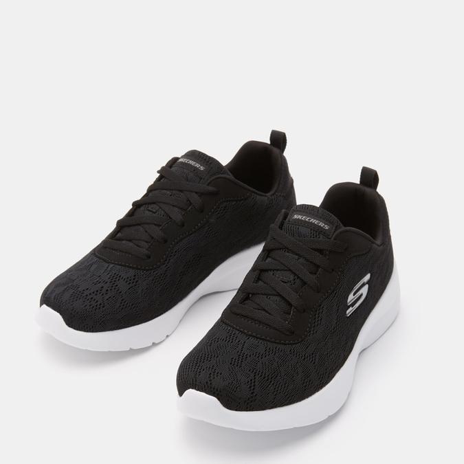 Chaussures Femme skechers, Noir, 509-6393 - 16