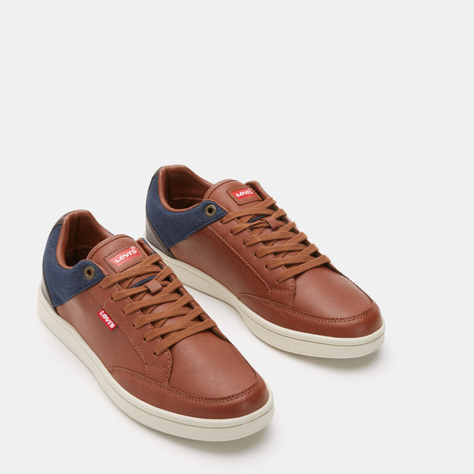 Chaussures Homme levis, Brun, 841-4864 - 16