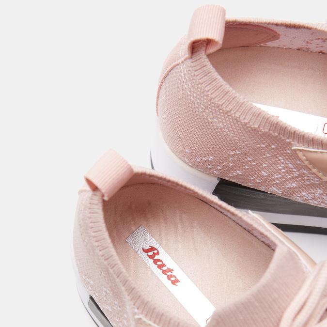 Chaussures Femme bata, Rose, 549-5556 - 16