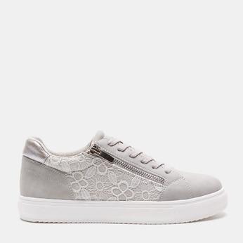 Chaussures Femme bata, Gris, 549-2553 - 13