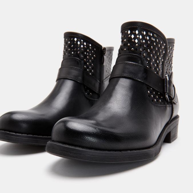 Chaussures Femme bata, Noir, 591-6166 - 17