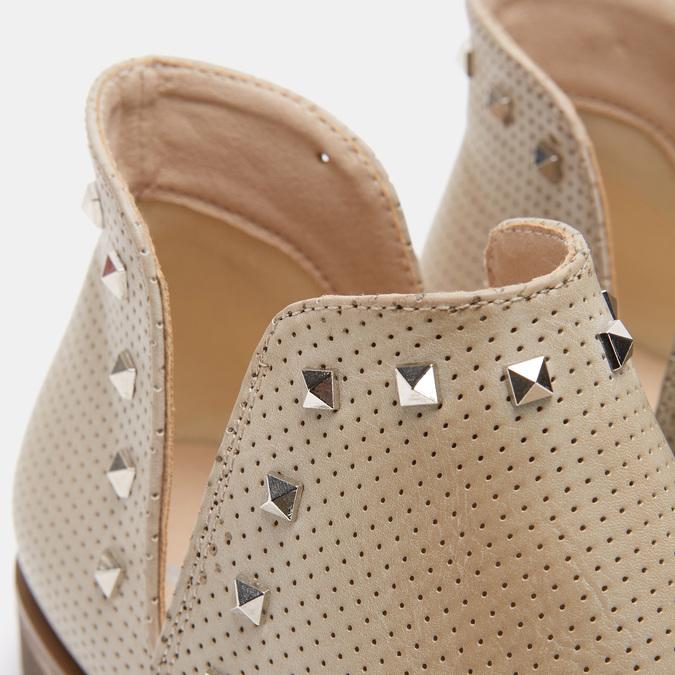 Chaussures Femme bata, Beige, 591-8103 - 26