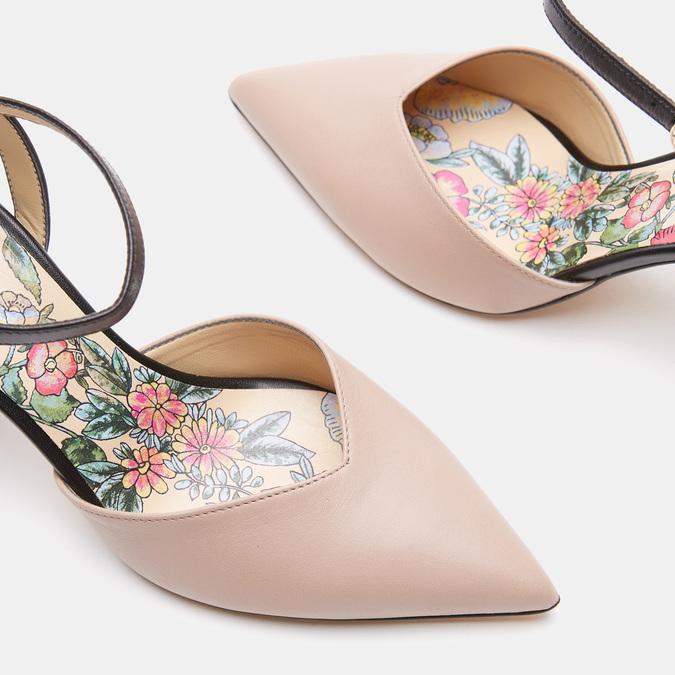 Chaussures Femme bata, Beige, 724-8409 - 17