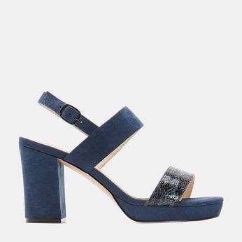 Chaussures Femme bata, Bleu, 769-9221 - 13