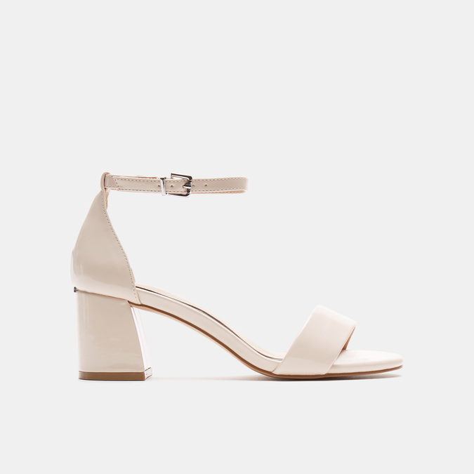 Chaussures Femme insolia, Beige, 761-8402 - 13