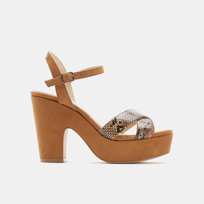 Chaussures Femme bata, Brun, 769-3467 - 13