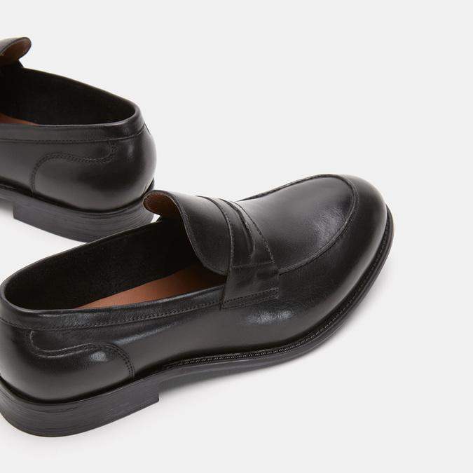 Chaussures Homme bata, Noir, 814-6145 - 15