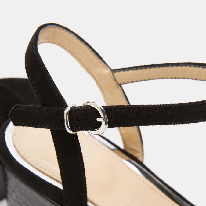Chaussures Femme bata, Noir, 763-6749 - 16