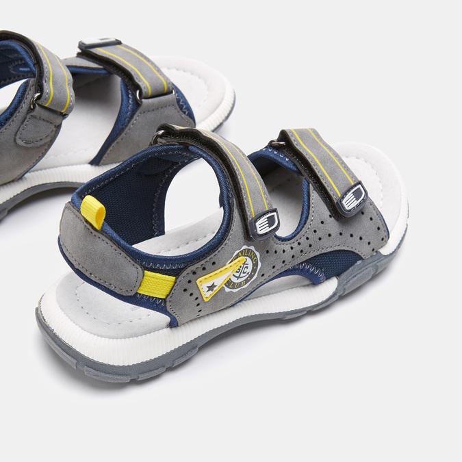 Chaussures Enfant mini-b, Gris, 361-2311 - 16