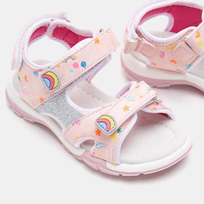 Chaussures Enfant mini-b, Rose, 261-5162 - 15