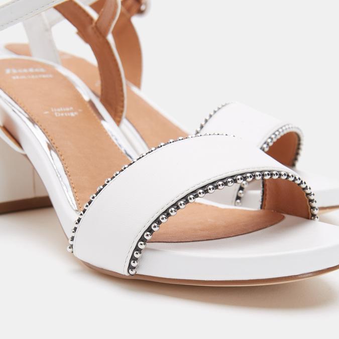 Chaussures Femme bata, Blanc, 661-1212 - 16