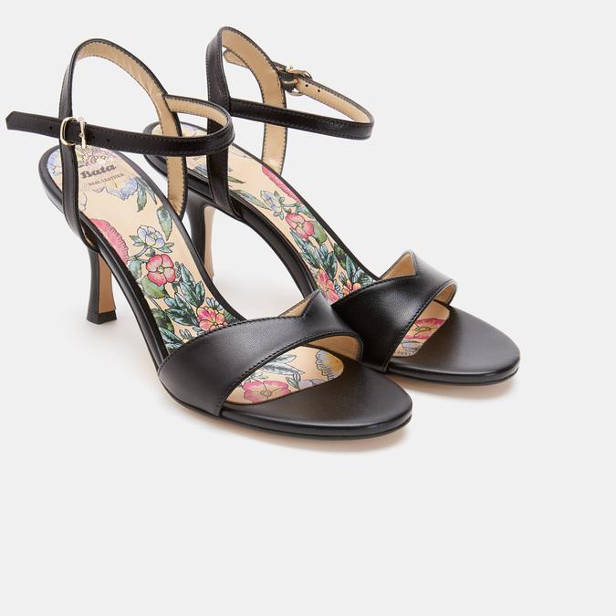 Chaussures Femme bata, Noir, 764-6749 - 16