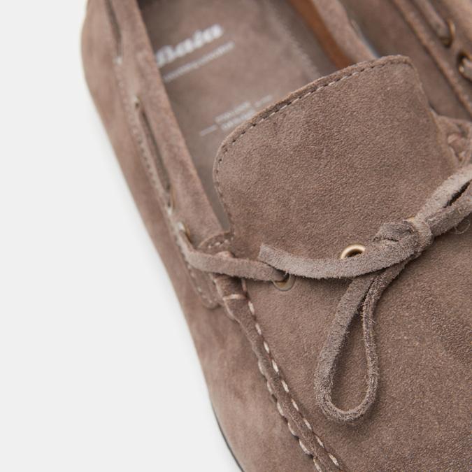 Chaussures Homme bata, Beige, 813-3132 - 19