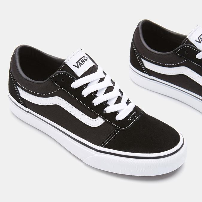 Chaussures Femme vans, Noir, 503-6136 - 16