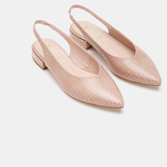 Chaussures Femme bata, Rose, 534-5171 - 19