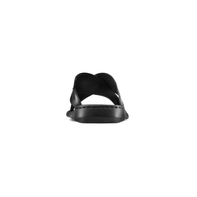 Chaussures Homme bata, Noir, 874-6354 - 15