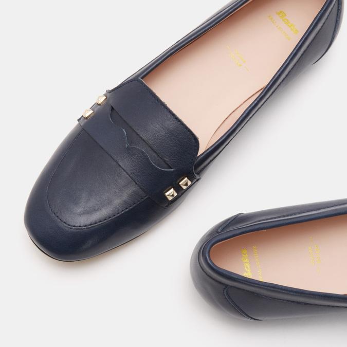 Chaussures Femme bata, Bleu, 514-9327 - 19
