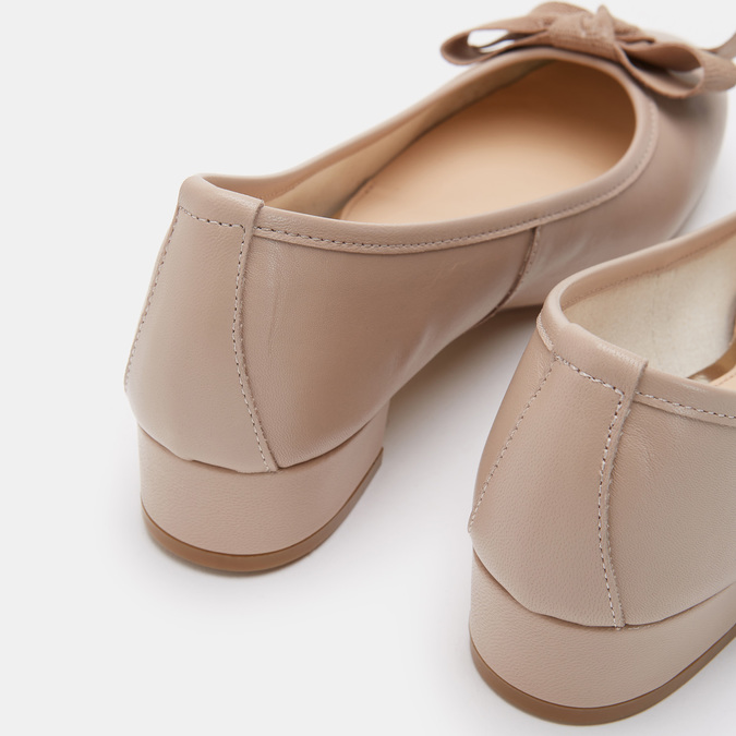 Chaussures Femme bata, Beige, 524-8421 - 16