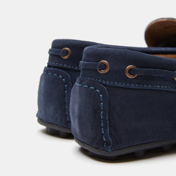 Chaussures Homme bata, Bleu, 813-9132 - 26