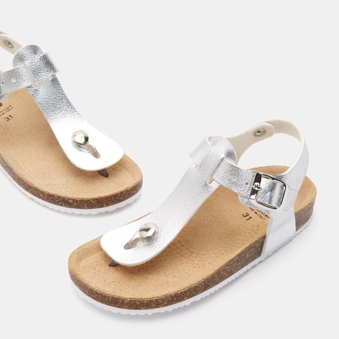 Chaussures Enfant mini-b, Argent, 361-2381 - 17