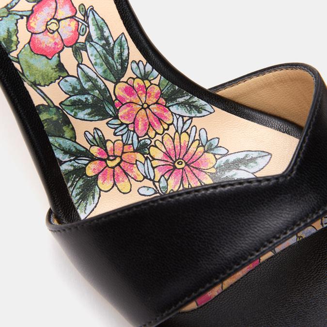 Chaussures Femme bata, Noir, 764-6749 - 26