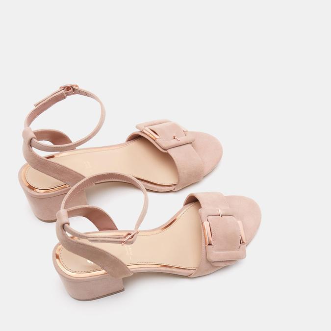 Chaussures Femme bata, Rose, 663-5224 - 15