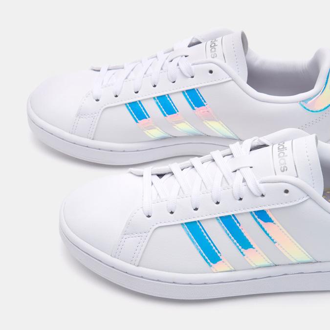 Chaussures Femme adidas, Blanc, 501-1278 - 17