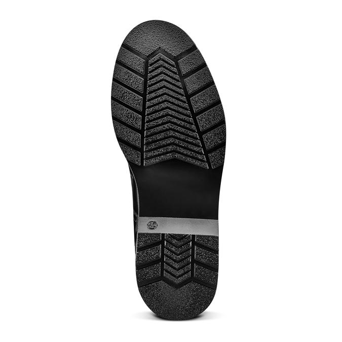 Chaussures Homme bata, Noir, 824-6552 - 19