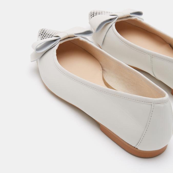 Chaussures Femme bata, Blanc, 524-1381 - 15