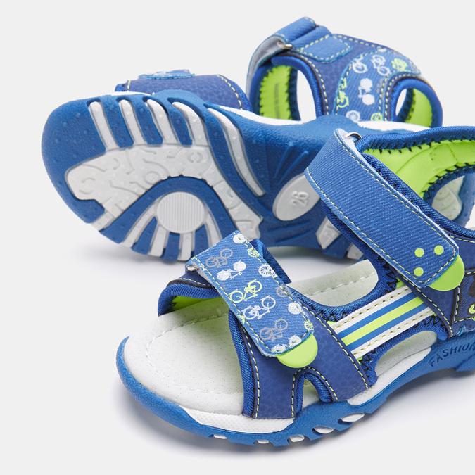 Chaussures Enfant mini-b, Bleu, 261-9154 - 19