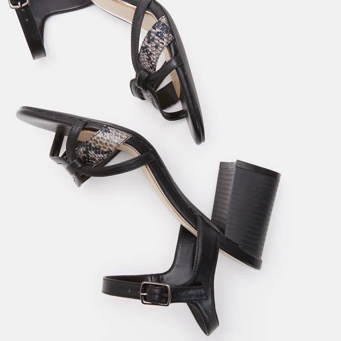 Chaussures Femme bata, Noir, 661-6220 - 17