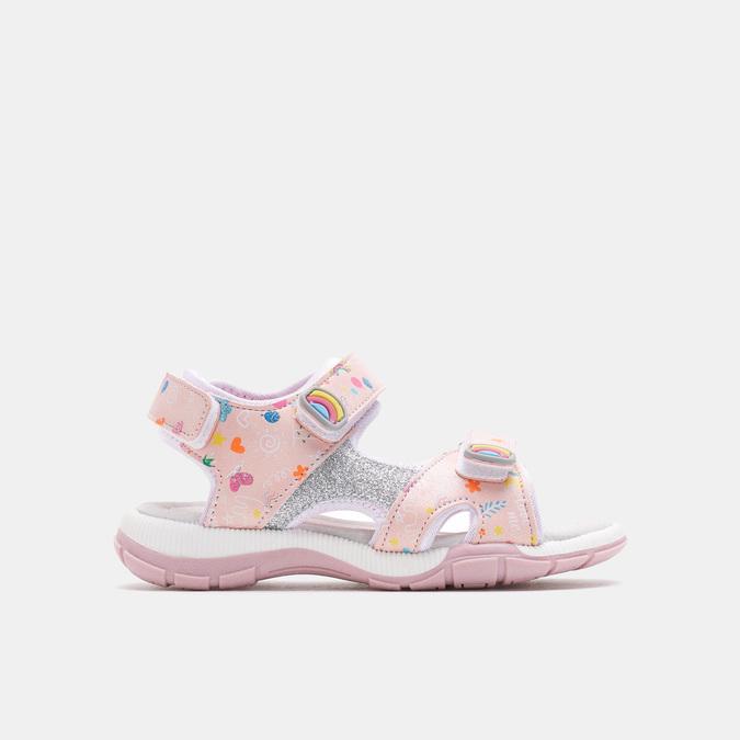 Chaussures Enfant mini-b, Rose, 261-5162 - 13