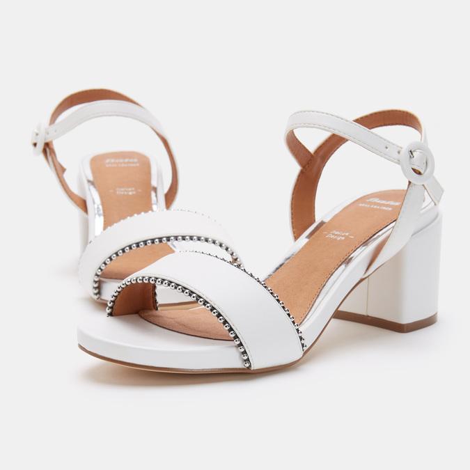Chaussures Femme bata, Blanc, 661-1212 - 19
