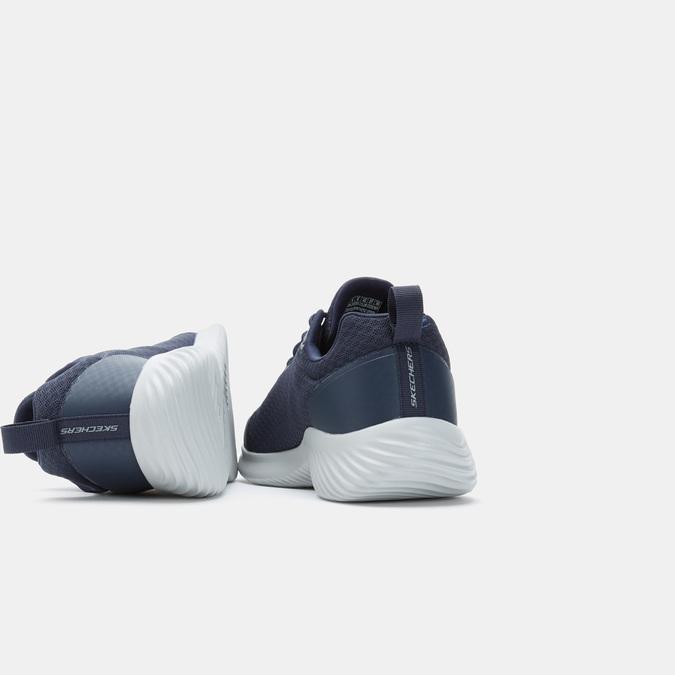 Chaussures Homme skechers, Bleu, 809-9116 - 17