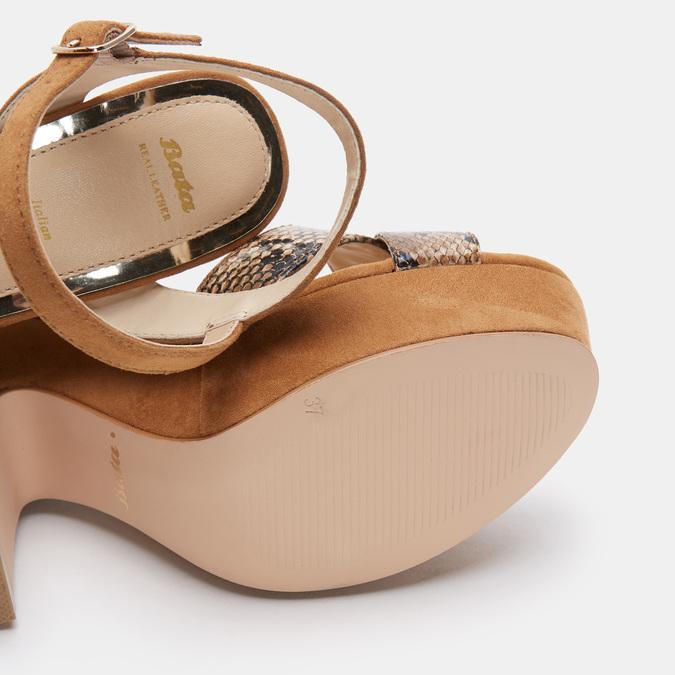Chaussures Femme bata, Brun, 769-3467 - 19