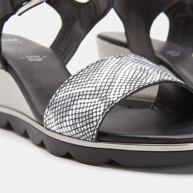 Chaussures Femme bata, Noir, 764-6757 - 26