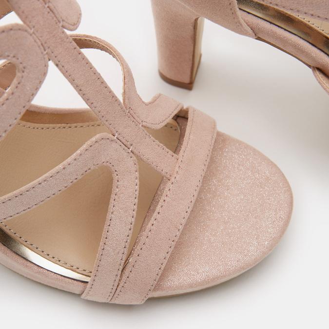 Chaussures Femme bata, Rose, 769-3438 - 26