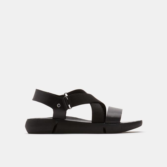 Sandales à bride weinbrenner, Noir, 564-6722 - 13