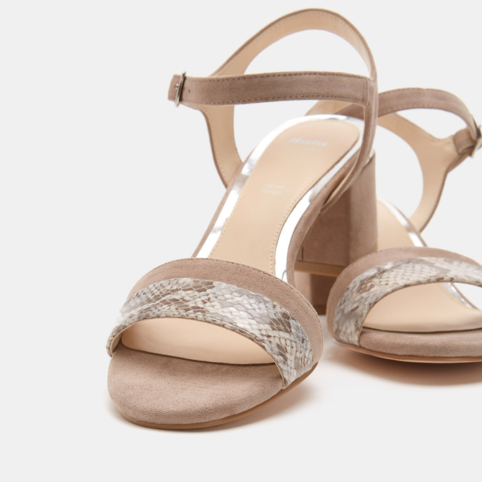 Chaussures Femme bata, Beige, 669-3221 - 19