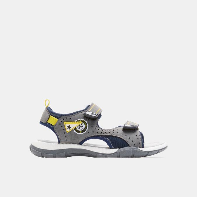 Chaussures Enfant mini-b, Gris, 361-2311 - 13