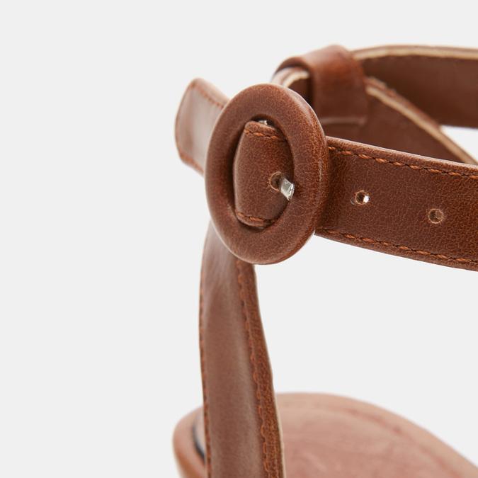 Chaussures Femme bata, Brun, 761-4470 - 26