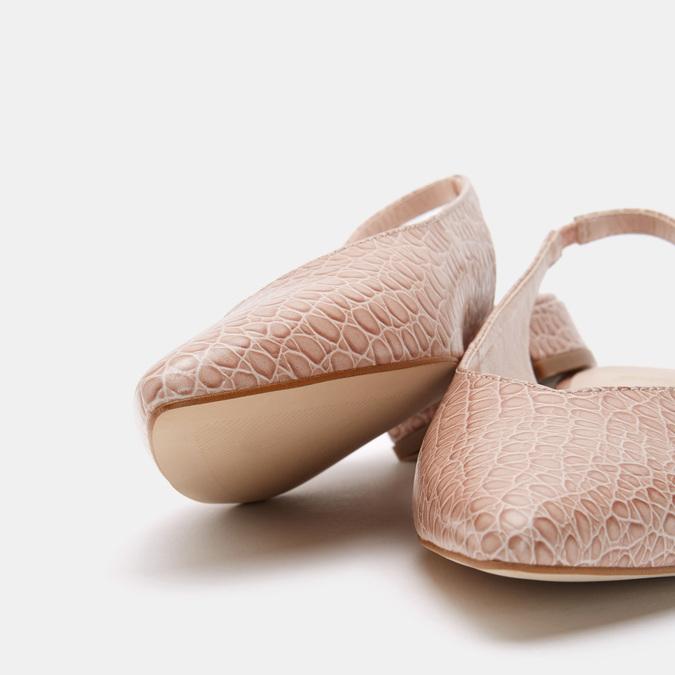 Chaussures Femme bata, Rose, 534-5171 - 17
